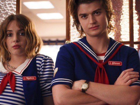 Stranger Things newcomer Robin was originally meant for Steve romance, says Maya Hawke