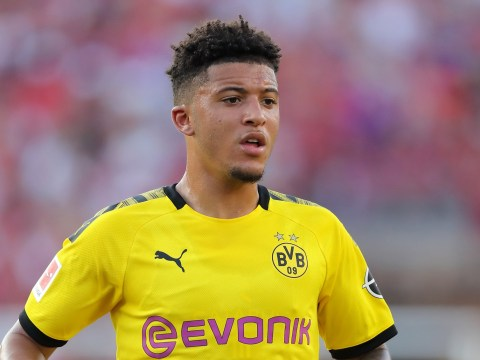 Dortmund preparing for Jadon Sancho exit amid Manchester United interest