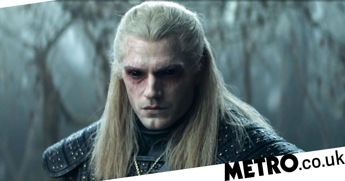 Netflix The Witcher Henry Cavill Opens Up About Painful