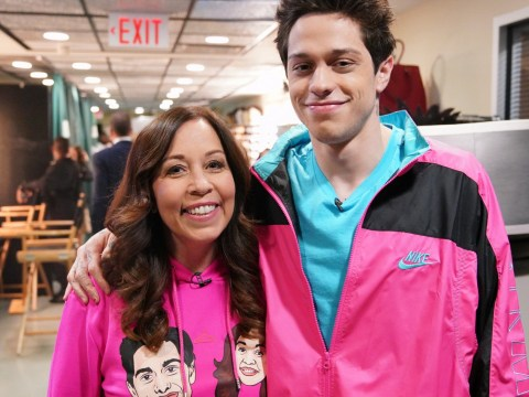 Pete Davidson begging for someone to have sex with his mum so she 'gets off his back'