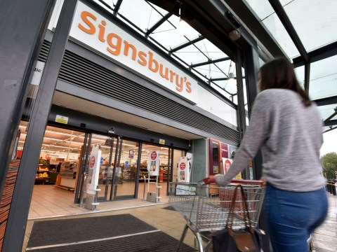 Sainsbury's opens 'Signsbury's' as it teaches 100 of its employees to use sign language