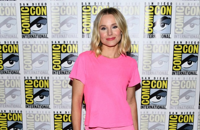 Kristen Bell sounds off on six-year-old daughter's decision to shave her head