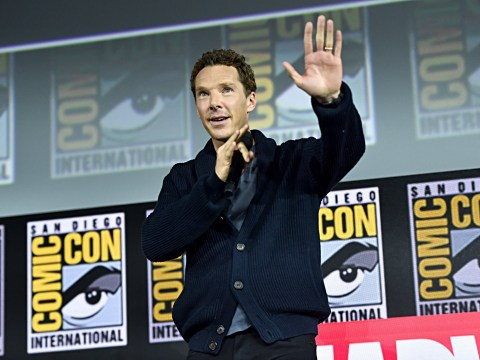 Doctor Strange's Benedict Cumberbatch joins call for all female Marvel film