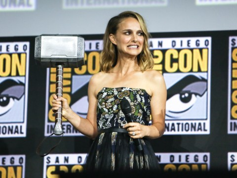 Natalie Portman talks Thor return and explains why Jane Foster wasn't in Ragnarok
