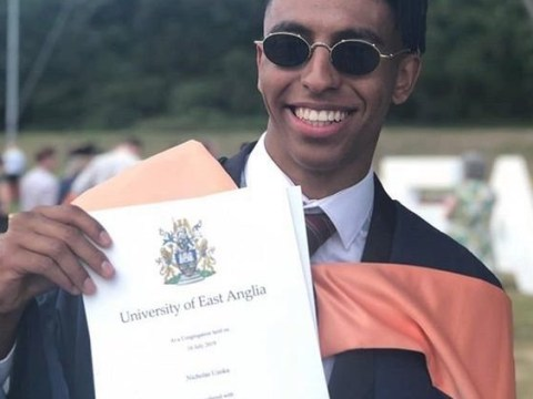 English student raps his 10,000-word dissertation and gets a first