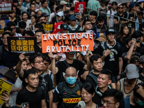In this critical hour for democracy we must stand with Hong Kong