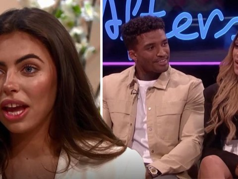 Love Island's Francesca Allen suggests Michael Griffiths and Joanna Chimonides could be back on after reunion