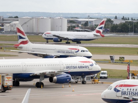 British Airways loses second court bid to stop pilots going on strike