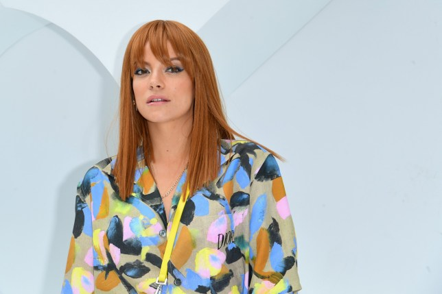 Lily Allen announces that she's releasing her own sex toy at Cornwall festival