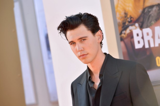 """HOLLYWOOD, CALIFORNIA - JULY 22: Austin Butler attends Sony Pictures' """"Once Upon A Time...In Hollywood"""" Los Angeles Premiere on July 22, 2019 in Hollywood, California. (Photo by Matt Winkelmeyer/Getty Images)"""