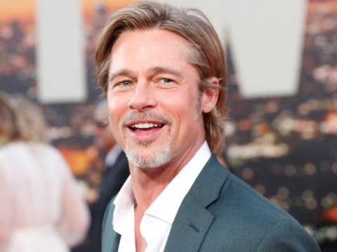 Brad Pitt has no plans to join Instagram so we'll just have to imagine his #foodporn pictures