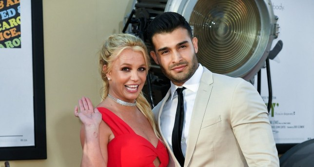 Britney Spears' boyfriend Sam Asghari hints at marriage ...