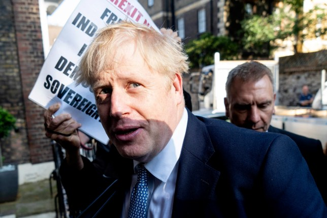 Boris Johnson becomes Prime Minister in vote that excluded 99.86% of us