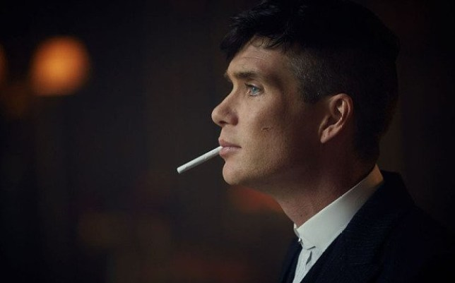 Peaky Blinders smoked more than 1000 cigarettes while filming the last season