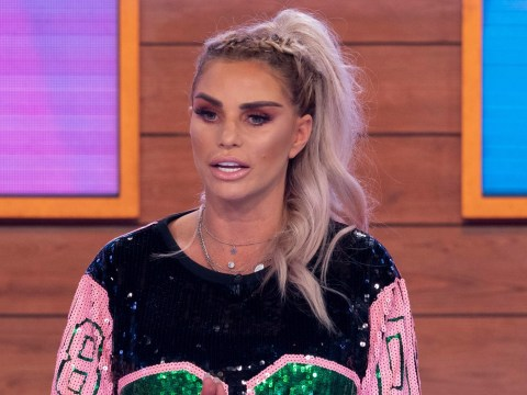Katie Price 'recovering well' as latest grim facelift leaves her bloodied and bruised