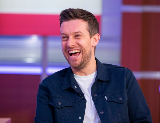 Chris Ramsey on 'Good Morning Britain'