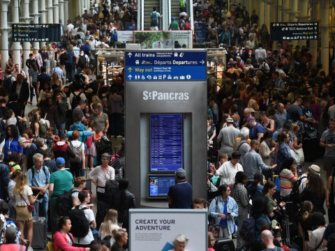 Eurostar advise against all travel to and from Paris as extreme heat causes delays