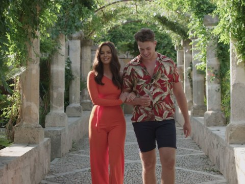 Love Island's Curtis Pritchard sees Maura Higgins as just 'a bit of fun', his pal claims