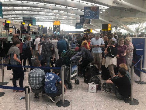 Holiday hell as air traffic control systems suffer technical fault delaying flights