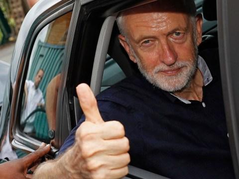 Jeremy Corbyn 'not the slightest' bit worried about election against Boris