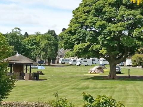 Boy, 16, raped in wigwam at Edinburgh camping and caravan park