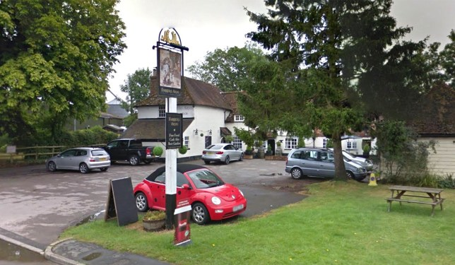 The Farriers Arms, The Forstal, Mersham, near Ashford, Kent (Picture: Google)