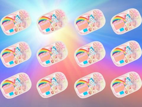 Shoppers are loving Asda's £2 candyfloss unicorn ice cream