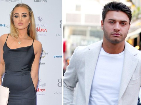 Love Island's Georgia Harrison shares final text message to Mike Thalassitis: 'You acted like everything was fine'