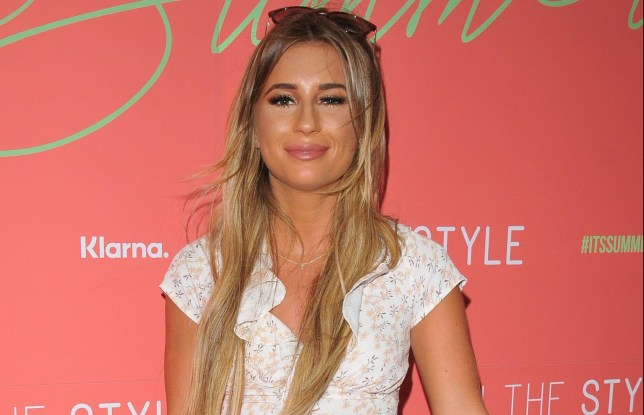 Dani Dyer opens up about needing therapy after Love Island: 'I felt overwhelmed'