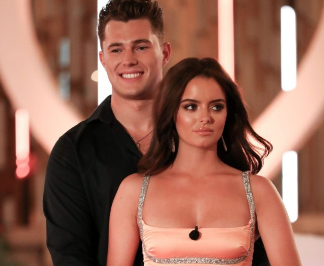 Maura Higgins and Curtis Pritchard 'knew each other years before Love Island' amid fake claims