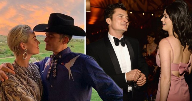 Orlando Bloom reveals the secret to his and Katy Perry's long distance relationship