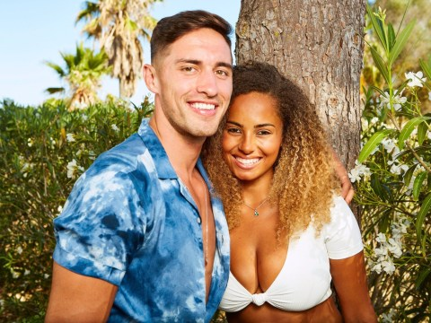 Love Island's Amber Gill and Greg O'Shea 'won't get spin-off show over fears they won't last'