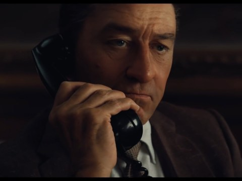 First trailer for Martin Scorsese's The Irishman sees Robert De Niro, Al Pacino and Joe Pesci with first look at 'de-ageing' special effects