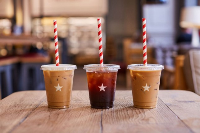 pret a manger to give out free iced coffees on Friday