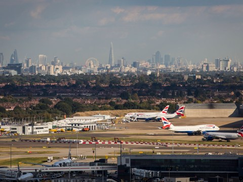 Heathrow Airport to 'shutdown' over summer as 4,000 workers go on strike