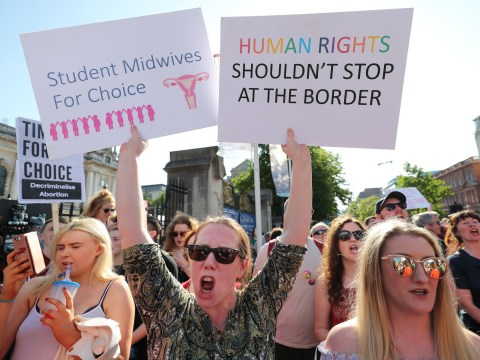 Historic vote to legalise abortion and same-sex marriage in Northern Ireland