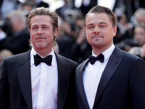 Leonardo DiCaprio and Brad Pitt reveal horror at messing up script lines on movie set: 'It's awful'