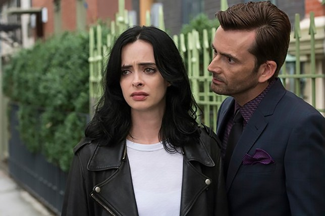 Picture: Netflix Marvel's Jessica Jones Netflix in June 2019