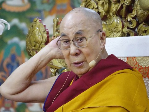Dalai Lama apologises for saying female successor should be 'attractive'