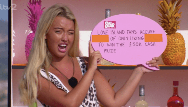 Love Island recap: Chris Taylor torpedoes his own relationship and Molly-Mae Hague is livid