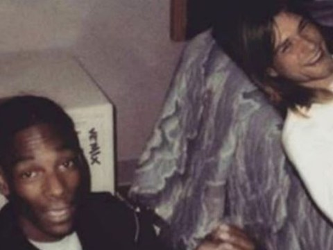 Snoop Dogg smoked so much weed that he thought Photoshopped pic with Kurt Cobain was real
