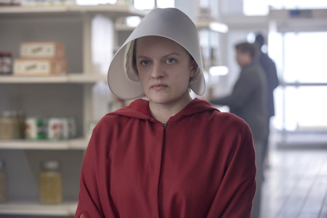 The Handmaid's Tale June