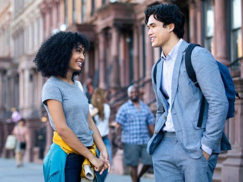 The Sun Is Also A Star review: Two future stars bring different look to Hollywood romance
