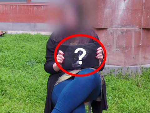 'Time traveller' claims she's pregnant with an alien baby