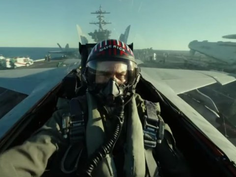 Top Gun: Maverick action is the real deal as sequel favours stunts over CGI