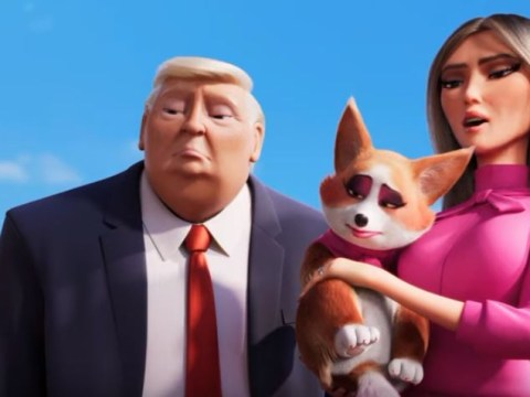 PG-rated The Queen's Corgi jokes about Trump's 'grab them by the p****y' scandal in wildly inappropriate scene