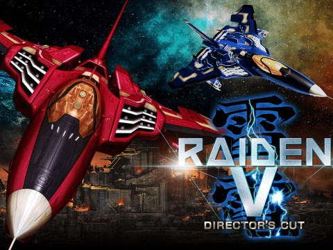 Raiden V: Director's Cut Switch review – thunderbolts and lightning