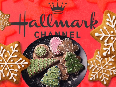 Bake Off meets Christmas as Hallmark confirms festive cookie competition