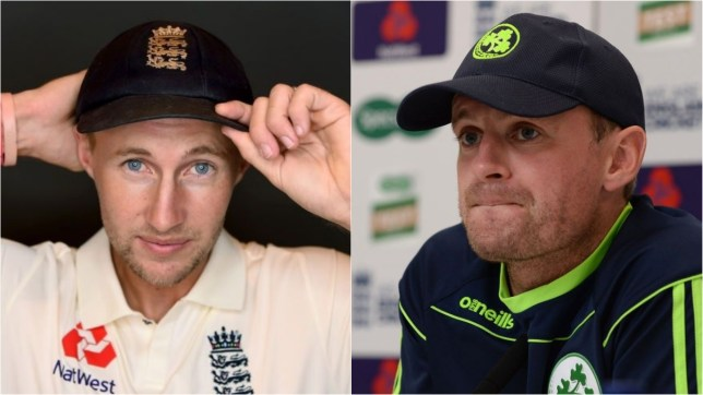 England face Ireland for the first time in Test cricket