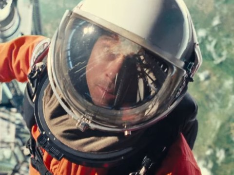 Brad Pitt races across the solar system to Max Richter's stunning score in second Ad Astra trailer